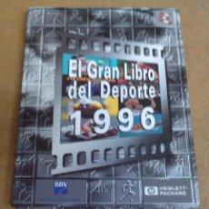 Libros de segunda mano: EL GRAN LIBRO DEL DEPORTE, BALONCESTO REMO PELOTA, BICI, ETC.. Lote 56234037