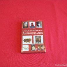 Libros de segunda mano: ENCICLOPEDIA DE LAS ANTIGUEDADES. Lote 56237526