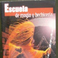 Libros de segunda mano: ESCUELA DE MAGIA Y HECHICERÍA - CLAVES OCULTAS DE LA POTETTERMANIA LUIS G LA CRUZ. Lote 56246050