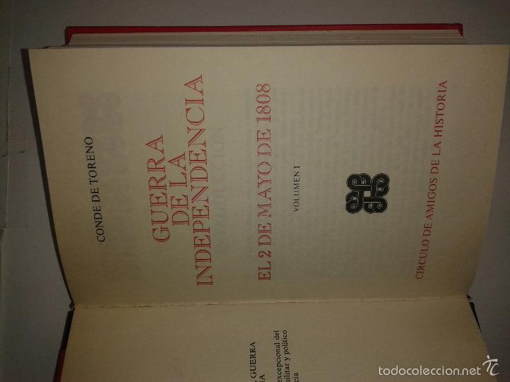 Libros de segunda mano: portada interior tomo 1 - Foto 3 - 56278820