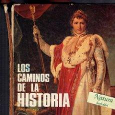 Libros de segunda mano: LOS CAMINOS DE LA HISTORIA - TOMO SEGUNDO - EDITORIAL FHER. Lote 56301214
