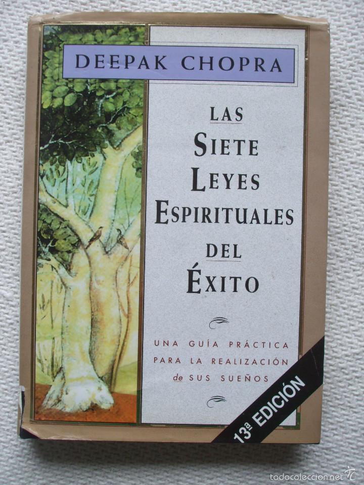 Las Siete Leyes Espirituales Del Exito Deepak C Comprar En