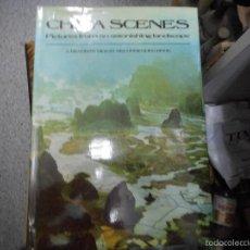 Libros de segunda mano: PRECIOSO Y GRAN LIBRO CHINA SCENES EN INGLES GRAN CANTIDAD DE FOTOGRAFIAS. Lote 56308961