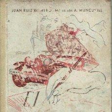 Libros de segunda mano: EL MENTOR.. - JUAN RUIZ ROMERO Y MARÍA DE LOS ÁNGELES MUNCUNILL... Lote 56350763
