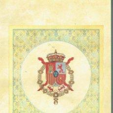 Libros de segunda mano: BLASONES DE ESPAÑA.. Lote 56353833