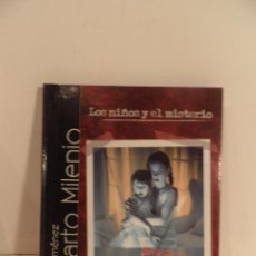 Libros de segunda mano: IKER JIMENEZ - CUARTO MILENIO - LOS NIÑOS Y EL MISTERIO (LIBRO-DVD). Lote 56375866