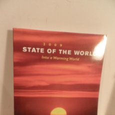Libros de segunda mano: STATE OF THE WORDL 2009,INTO A WARMING WORLD, THE WORLDWATCH INSTITUTE.. Lote 56375943