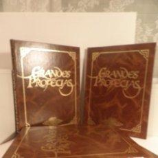Libros de segunda mano: GRANDES PROFECIAS. (4 VOLUMENES). COMPLETO - VV.AA.. Lote 56376152