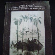 Libros de segunda mano: LA CONQUISTA DE LA ESPERANZA.ERNESTO CHE GUEVARA Y RAUL CASTRO.2 DE DIC DE 1956 - 19 FEB DE 1957CUBA. Lote 56390768