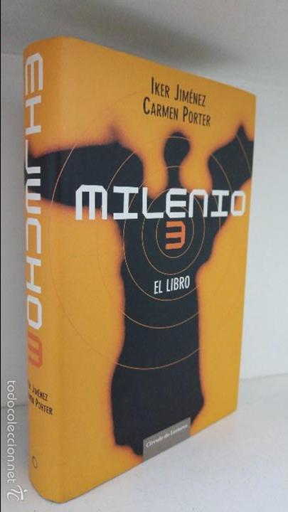 milenio 3 el libro - Comprar en todocoleccion - 56431350
