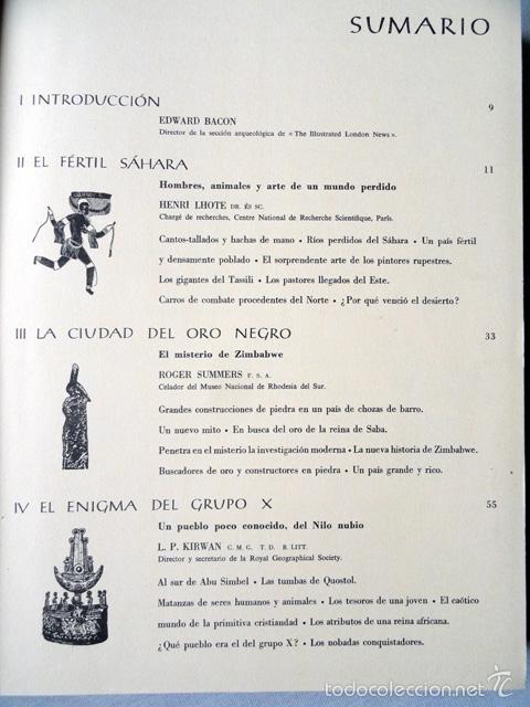Libros de segunda mano: HISTORIA DE LAS CIVILIZACIONES - CIVILIZACIONES EXTINGUIDAS. Gran formato. - Foto 14 - 9988657