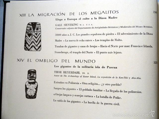 Libros de segunda mano: HISTORIA DE LAS CIVILIZACIONES - CIVILIZACIONES EXTINGUIDAS. Gran formato. - Foto 17 - 9988657