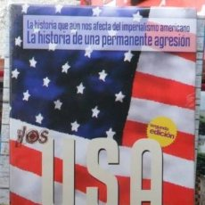 Libros de segunda mano: LOS USA NOS ATACAN, JOSÉ ANTONIO SOLÍS. Lote 165740129
