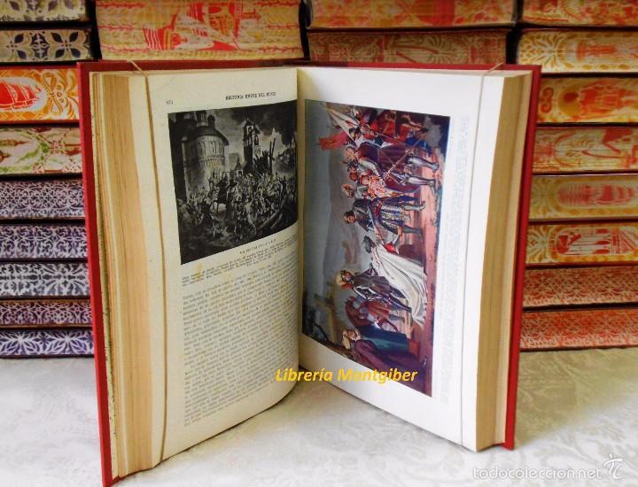 Libros de segunda mano: BREVE HISTORIA DEL MUNDO . 2 Vols . Autor : Boladeres, Guillermo de - Foto 4 - 56517170