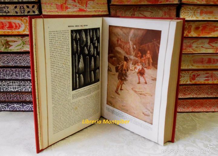 Libros de segunda mano: BREVE HISTORIA DEL MUNDO . 2 Vols . Autor : Boladeres, Guillermo de - Foto 9 - 56517170