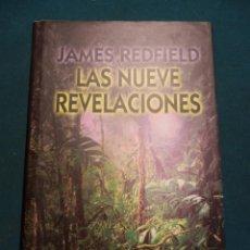 Libros de segunda mano: LAS NUEVE REVELACIONES - LIBRO DE JAMES REDFIELD - CÍRCULO DE LECTORES 1997 - TAPA DURA. Lote 56561728