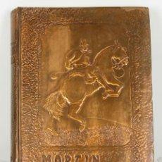 Libros de segunda mano: 7484 - MARTÍN FIERRO. JOSÉ HERNANDEZ. EDI. HERCULES DI CESARE Y O. B. CARBALLEIRA. 1955.. Lote 56595096