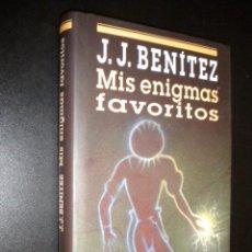 Libros de segunda mano: MIS ENIGMAS FAVORITOS / J.J. BENITEZ. Lote 56605278