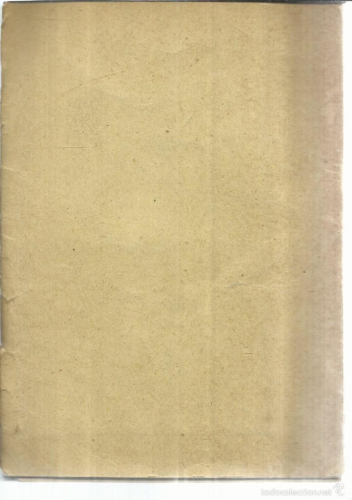 Libros de segunda mano: GUÍA SOBRE MANDOS DE LA TORRE Y APARATOS DE PUNTERÍA DEL CARRO M-47. EJÉRCITO ESPAÑOL.MADRID.1956 - Foto 2 - 56610116
