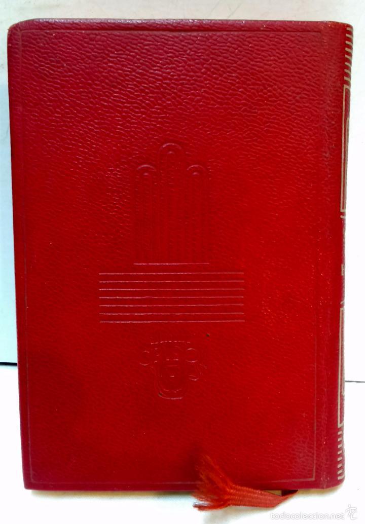 Libros de segunda mano: EL PUEBLO GRIS. POR SANTIAGO RUSIÑOL. COLECCION CRISOL. AGUILAR EDICIONES, 1950 - Foto 5 - 56630994