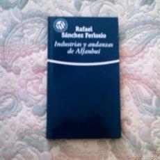 Libros de segunda mano: INDUSTRIAS Y ANDANZAS DE ALFANHUI, DE RAFAEL SANCHEZ FERLOSIO (EL MUNDO. CARTONE). Lote 28600594