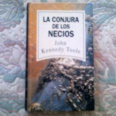 Libros de segunda mano: LA CONJURA DE LOS NECIOS, DE JOHN KENNEDY TOOLE (RBA, CARTONE). Lote 28600636