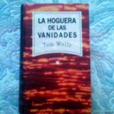 Libros de segunda mano: LA HOGUERA DE LAS VANIDADES, DE TOM WOLFE (RBA. CARTONE). Lote 28600642