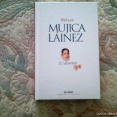 Libros de segunda mano: EL LABERINTO, DE MANUEL MUJICA LAINEZ (CLASICOS SIGLO XX. EL PAIS. CARTONE). Lote 56652189