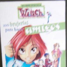 Libros de segunda mano - 100 brujerías para hacer amigos - Los libros secretos de WITCH - 56661108