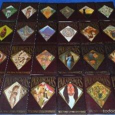 Libros de segunda mano: PARADIGMAS - MITOS ENIGMAS Y LEYENDAS CONTEMPORANEAS - NUEVA LENTE (1987). Lote 244643380