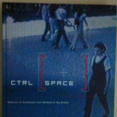 Libros de segunda mano: LEVIN, FROHNE & WEIBEL. CONTROL SPACE: RHETORICS OF SURVEILLANCE FROM BENTHAM TO BIG BROTHER. 2002. Lote 56673217