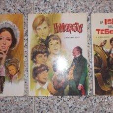 Libros de segunda mano: LOTE DE 3 LIBROS DE LA COLECCION AMABLE.. Lote 56688220