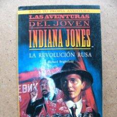 Libros de segunda mano: LIBRO LAS AVENTURAS DEL JOVEN INDIANA JONES Nº 3 - ELIGE TU PROPIA AVENTURA - EDITORIAL TIMUN MAS. Lote 56730481