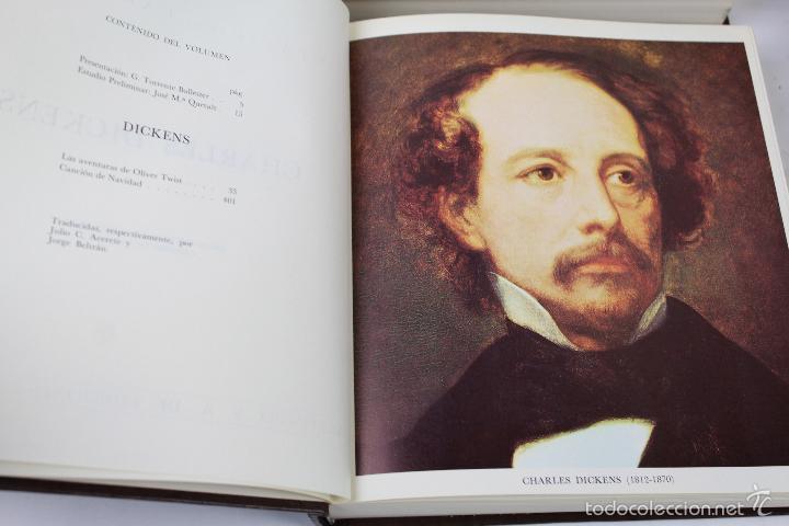 Libros de segunda mano: L-3762 COLECCION CLASICOS CARROGGIO 15 TOMOS AÑOS 1972-79 - Foto 8 - 56734463