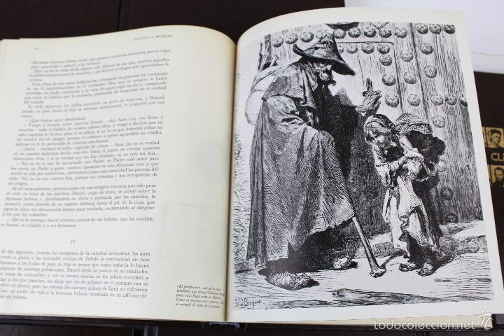 Libros de segunda mano: L-3762 COLECCION CLASICOS CARROGGIO 15 TOMOS AÑOS 1972-79 - Foto 9 - 56734463