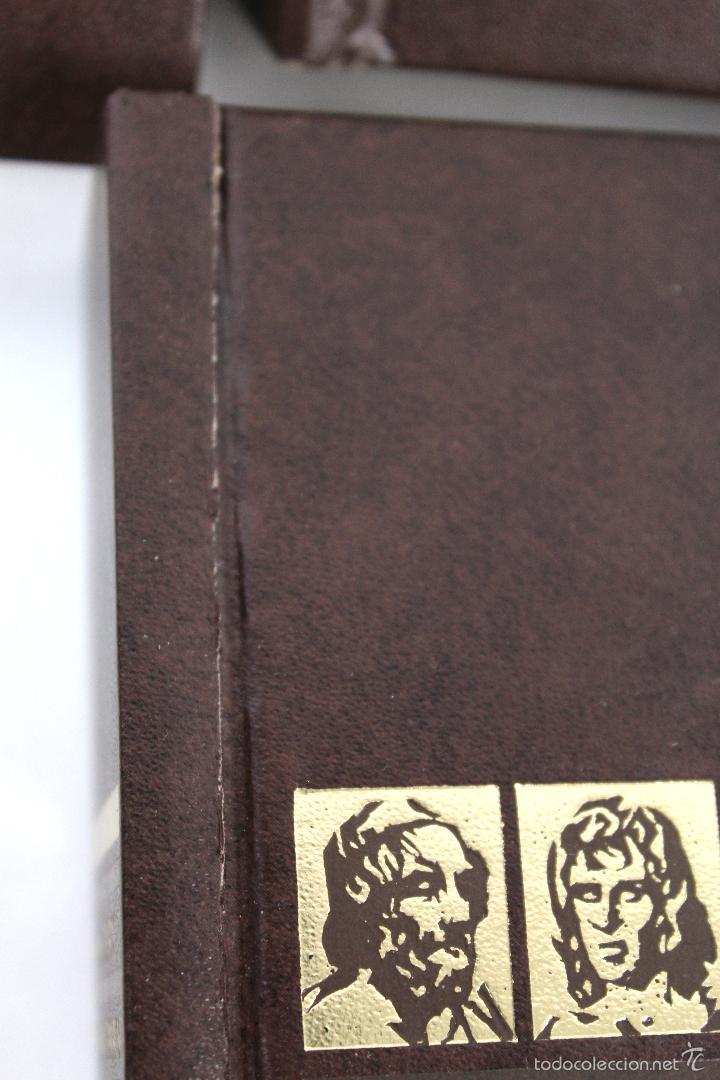 Libros de segunda mano: L-3762 COLECCION CLASICOS CARROGGIO 15 TOMOS AÑOS 1972-79 - Foto 13 - 56734463