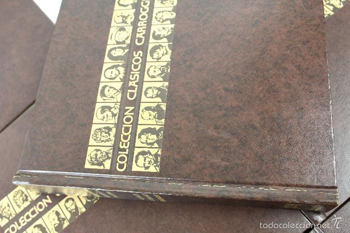 Libros de segunda mano: L-3762 COLECCION CLASICOS CARROGGIO 15 TOMOS AÑOS 1972-79 - Foto 14 - 56734463