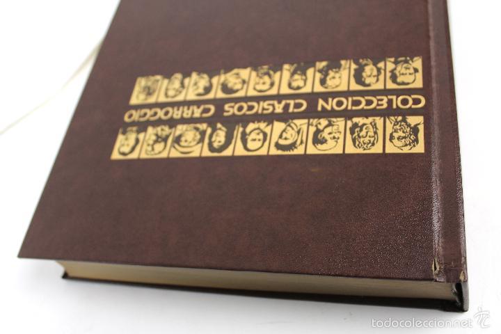 Libros de segunda mano: L-3762 COLECCION CLASICOS CARROGGIO 15 TOMOS AÑOS 1972-79 - Foto 15 - 56734463