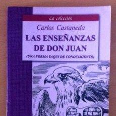 Libros de segunda mano: CARLOS CASTANEDA - LAS ENSEÑANZAS DE DON JUAN - CURIOSA EDICIÓN RUSA - TEXTO EN CASTELLANO. Lote 58445861
