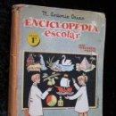 Libros de segunda mano: ENCICLOPEDIA ESCOLAR - GRADO 1ª - MIS TERCEROS PASOS - M. ANTONIO ARIAS. Lote 111097419