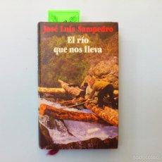 Libros de segunda mano: EL RÍO QUE NOS LLEVA. Lote 237370400