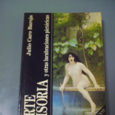 Libros de segunda mano: ARTE VISORIA - JULIO CARO BAROJA.. Lote 56945613