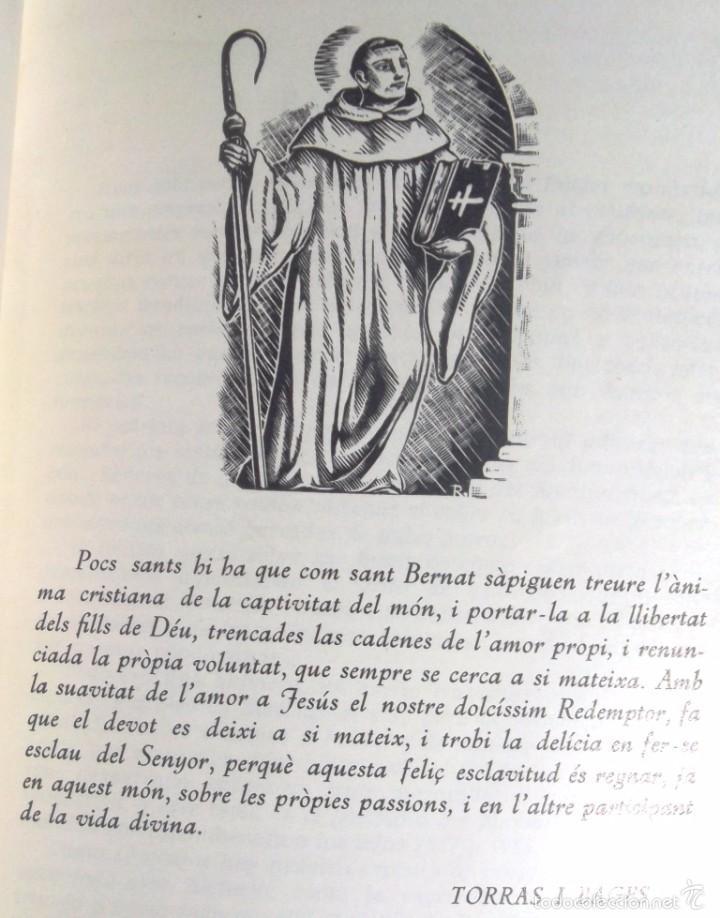 Libros de segunda mano: Hermandad del Monasterio Cisterciense de Santa Maria de Poblet Memoria 1957-1958 v fotos - Foto 2 - 56948634