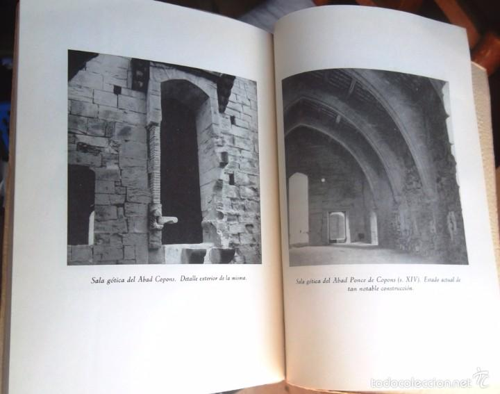 Libros de segunda mano: Hermandad del Monasterio Cisterciense de Santa Maria de Poblet Memoria 1957-1958 v fotos - Foto 3 - 56948634