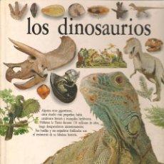 Libros de segunda mano: LOS DINOSAURIOS. BIBLIOTECA VISUAL ALTEA. 1990. (P/B30). Lote 56974780