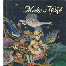 Libros de segunda mano - MAKE A WISH. EN INGLÉS. (P/B30) - 56975006