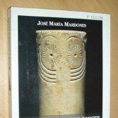 Libros de segunda mano: MATAR A NUESTROS DIOSES: UN DIOS PARA UN CREYENTE ADULTO - JOSÉ MARÍA MARDONES. Lote 57041363