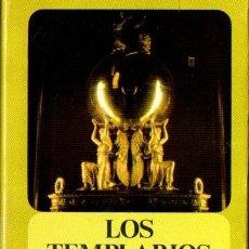 Libros de segunda mano: BORDONOVE : LOS TEMPLARIOS, HISTORIA Y TRAGEDIA (FONDO DE CULTURA, 1988). Lote 57060928