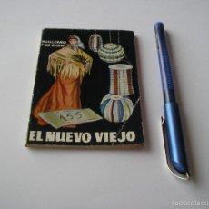 Libros de segunda mano: MINI LIBRO EL NUEVO MUNDO ENCICLOPEDIA PULGA POR GUILLERMO FDEZ SHAW Nº 64 - EDICI G.P. BARCELONA. Lote 57069253