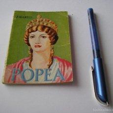 Libros de segunda mano: MINI LIBRO POPEA ENCICLOPEDIA PULGA J MARTIN Nº159 - G.P. BARCELONA. Lote 57069655
